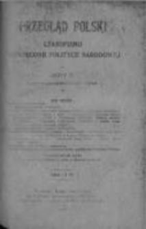 Przegląd Polski. Czasopismo poświęcone polityce narodowej 1916, Z.4