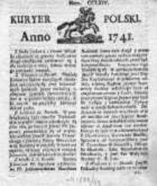 Kuryer Polski 1741, Nr 264