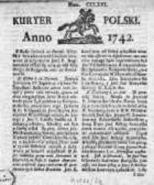 Kuryer Polski 1742, Nr 266