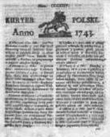 Kuryer Polski 1743, Nr 324