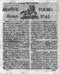 Kuryer Polski 1743, Nr 344