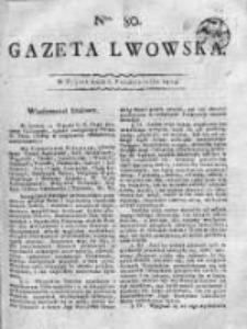 Gazeta Lwowska 1815 II, Nr 80