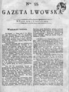 Gazeta Lwowska 1815 II, Nr 88