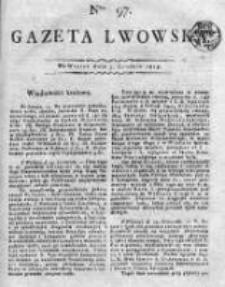 Gazeta Lwowska 1815 II, Nr 97