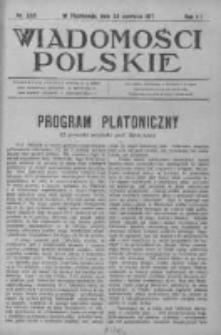 Wiadomości Polskie 3 1916-1917, Nr 133