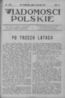 Wiadomości Polskie 3 1916-1917, Nr 140