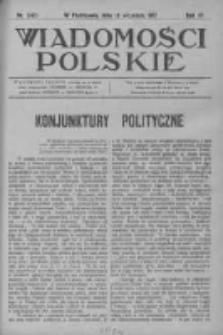 Wiadomości Polskie 3 1916-1917, Nr 145