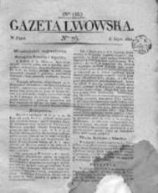 Gazeta Lwowska 1821 II, Nr 76