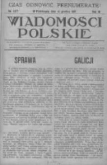 Wiadomości Polskie 3 1916-1917, Nr 157