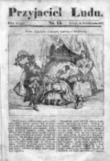 Przyjaciel Ludu czyli Tygodnik potrzebnych i pożytecznych wiadomości 1835/36, R. 2, nr 15