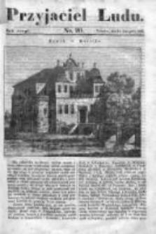 Przyjaciel Ludu czyli Tygodnik potrzebnych i pożytecznych wiadomości 1835/36, R. 2, nr 20