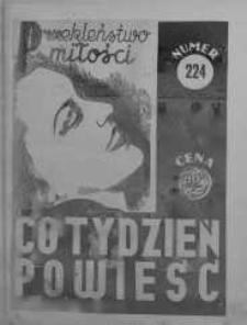 Co Tydzień Powieść 23 wrzesień 1937 nr 224