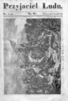 Przyjaciel Ludu czyli Tygodnik potrzebnych i pożytecznych wiadomości 1835/36, R. 2, nr 28