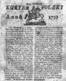 Kuryer Polski 1750, Nr 717