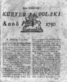 Kuryer Polski 1750, Nr 718