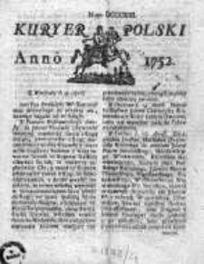 Kuryer Polski 1752, Nr 813