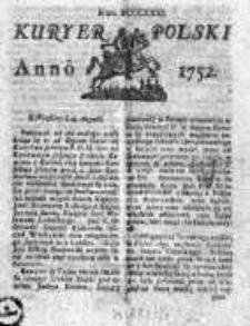 Kuryer Polski 1752, Nr 831