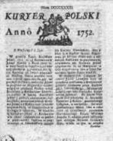 Kuryer Polski 1752, Nr 833