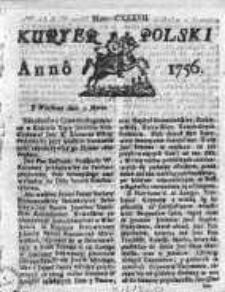 Kuryer Polski 1756, Nr 137