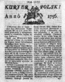 Kuryer Polski 1756, Nr 157