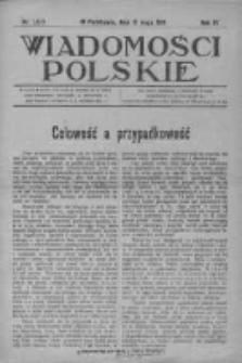 Wiadomości Polskie 4 1918-1919, Nr 180