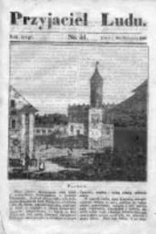 Przyjaciel Ludu czyli Tygodnik potrzebnych i pożytecznych wiadomości 1835/36, R. 2, nr 51