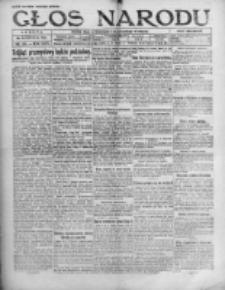 Głos Narodu 1921, Nr 183