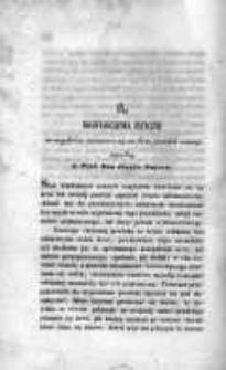 Rocznik Towarzystwa Naukowego z Uniwersytetem Krakowskim połączonego 1849, R. 19, Cz. 9