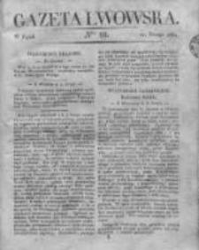 Gazeta Lwowska 1831 I, Nr 18