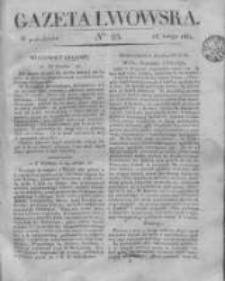 Gazeta Lwowska 1831 I, Nr 25