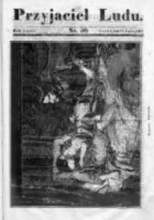 Przyjaciel Ludu czyli Tygodnik potrzebnych i pożytecznych wiadomości 1836/37, R. 3, nr 50