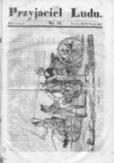 Przyjaciel Ludu czyli Tygodnik potrzebnych i pożytecznych wiadomości 1836/37, R. 3, nr 51