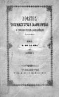 Rocznik Towarzystwa Naukowego z Uniwersytetem Krakowskim połączonego 1850, R. 20, Z. 1