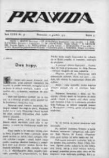 Prawda. Tygodnik polityczny, społeczny i literacki 1913, Nr 51