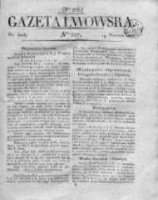 Gazeta Lwowska 1821 II, Nr 107