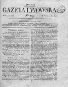 Gazeta Lwowska 1821 II, Nr 115
