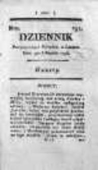 Dziennik Patriotycznych Polityków w Lwowie 1796 IV, Nr 251
