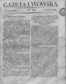 Gazeta Lwowska 1831 I, Nr 43