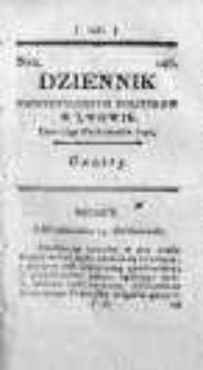 Dziennik Patriotycznych Polityków w Lwowie 1795 IV, Nr 246