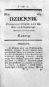 Dziennik Patriotycznych Polityków w Lwowie 1796 IV, Nr 261