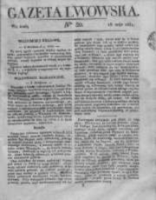 Gazeta Lwowska 1831 I, Nr 59