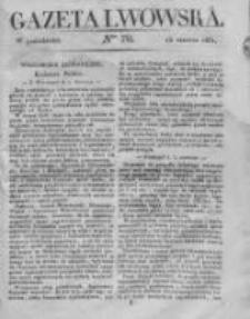 Gazeta Lwowska 1831 I, Nr 70