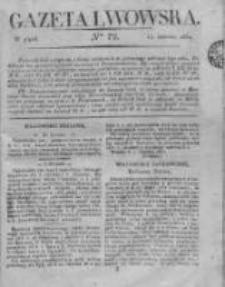 Gazeta Lwowska 1831 I, Nr 72