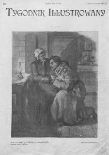 Tygodnik Ilustrowany 1905 (Nr 1-13)
