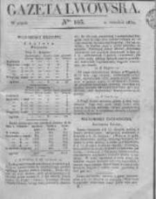 Gazeta Lwowska 1831 II, Nr 105