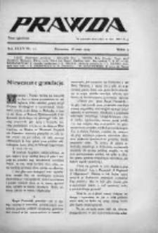 Prawda. Tygodnik polityczny, społeczny i literacki 1914, Nr 20