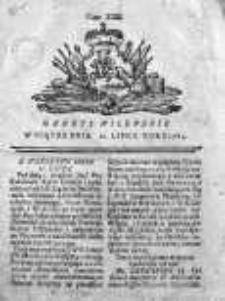 Gazety Wileńskie 1764