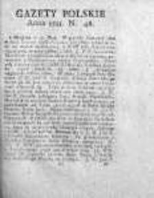 Gazety Polskie 1735, Nr 48