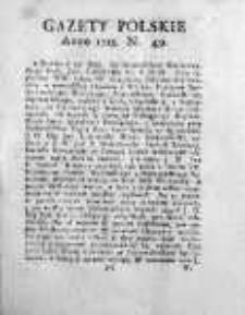 Gazety Polskie 1735, Nr 49