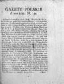 Gazety Polskie 1735, Nr 51